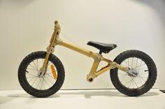 Bamboo Balance Bike — Matthew Ham