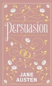 Persuasion - Hands down the most romantic piece of literature I have had the pleasure of reading. The reader can not help but anxiously follow the protagonist's journey of suppressed hope, regret and a second chance at lost love. In my humble opinion, it is Jane Austen's darkest novel that persuades the reader to continue to love even when all hope is gone. Simply, amazing.