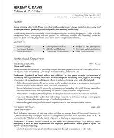 Editor Sample Resumes Captivating Property Sales Off The Plan Resume  Vision Professional  Baseball .
