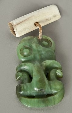 Stacks Image 750 Maori Tribe, Tiki Tiki, Maori Art, Bone Carving, Candle Sconces, Jade, Artworks, Culture, Sculptures