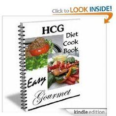 HCG Easy Gourmet Cookbook [Kindle Edition], (hcg diet, hcg, hcg cookbook, hcg diet cookbook, hcg diet recipes, hcg recipes), via myamzn.heroku.com... vivaifx