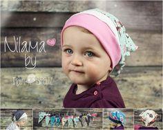 Ebook Nilama Kopftuchmütze Kopftuchbeanie 39-52  von Nähspatz auf DaWanda.com