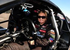NHRA: Erica Enders-Stevens Makes Fastest Pass in Pro Stock History #nhra #femaleracer #femaleracing