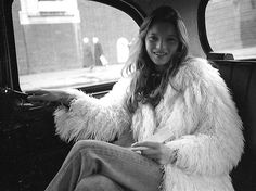 Kate Moss by Gene Lemuel, 1988