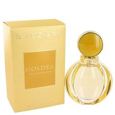 Bvlgari Goldea by Bvlgari Eau De Parfum Spray 3 oz * Details on this fragrance can be viewed by clicking the image