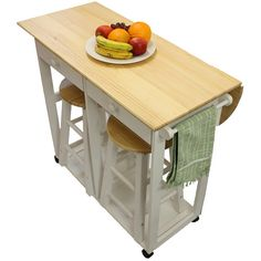 összecsukható konyha asztal szett fotó - 4