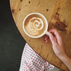 coffee at Jo's Coffee / photo by Lauren Anne