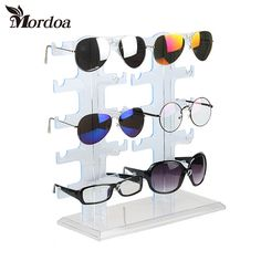 f2e179f6cd1 2017 New 1pcs 5 Layers Simple Convenient Plastic Glasses Eyeglasses  Sunglasses Show Stand Holder Fashion Frame