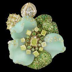 Dior Jewellery - Le Bal des Roses: Bal Champêtre ring