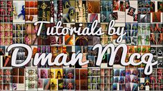 Tutorials by Dman Mcq