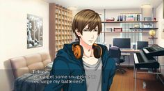 Let me - oops! I mean *Kaname * think about that...um, YES, Taka! Scandal In The Spotlight