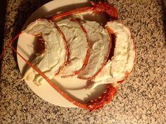 Cooked crayfish.... mmmm