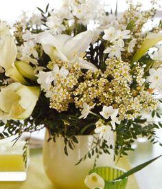 Es war einmal eine weiße Tazette. Die wollte nicht in einem Blumenladen verwelken. Dann passierte etwas Wunderbares...