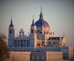 Cathedral-Madrid