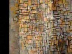 Piet Mondrian Pintor holandés 1872 1944