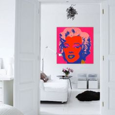 Marilyn Monroe (1967) by Andy Warhol