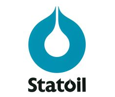 Visual identity for Norwegian multinational oil and gas company Statoil. Made in 1984 by Grid Design with some help from Mervyn Kurlansky, co-founder of Pentagram, London. Grid Design, Logo Design, Graphic Design, Corporate Identity, Visual Identity, Water Icon, Name Inspiration, Band Logos, Oil And Gas