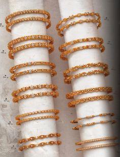 India Jewelry, Gold Jewelry, Jewelery, Designer Jewellery, Latest Jewellery, Gold Necklace Simple, Necklace Set, Bangle Set, Bangle Bracelets