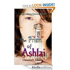 """With """"The Prism of Ashlai"""", Christine E. Schulze has penned a beautiful tale of a young orphaned girl destined to lead the fight against evil in her world. In spite of the recent devastation in her life, Ashlai is tasked with finding and recovering seven shards of a prism. She has one piece, left for her by the mother she has never known. She must find the other six, each held by someone with their own unique strengths, but Ashlai, who knows little of who she is or wher"""