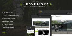 Скачать Travelista  1.0.16  Travel Blog Theme Nulled Полная свобода в DLEWordPRess