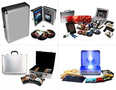 The Briefcases: Inception / Blade Runner / James Bond / Avengers | The Most Ludicrous DVD/Blu-ray Box Sets Ever | Features | Empire