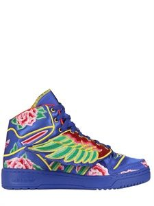 37be4e66a60b ADIDAS BY JEREMY SCOTT JS WING CHAN SNEAKERS ITEM CODE 57I-AGH010 Walk In My