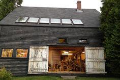 antiques & barns
