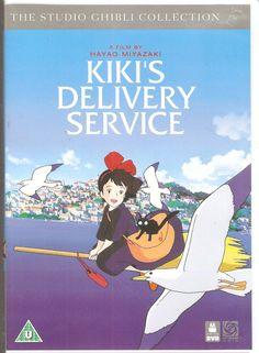 Kiki's Delivery Service.
