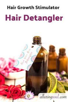 diy hair detangler Aloe Vera Gel For Hair Growth, Aloe Vera For Skin, Diy Hair Detangler, Onion Juice For Hair, Dandruff Remedy, Egg Hair Mask, Olive Oil Hair, Natural Hair Care Tips