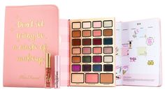Too Faced Boss Lady Beauty Agenda for Holiday 2017 – Musings of a Muse