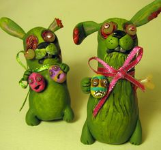 zomBie BuNNies are in town!