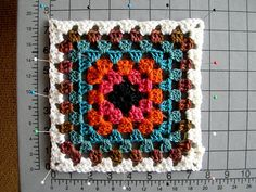 I've fielded lots of questions about blocking crochet and knitting recently, and I thought a wee tutorial might be in order. So I spent this afternoon up in the mountains recovering from the last few months, and in so doing I blocked some squares. Here's the long and short of it; click any photo for…