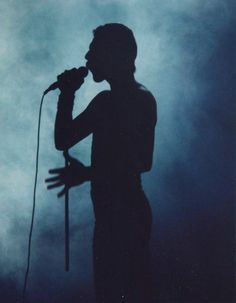 I see a little silhouetto of a man. Freddie Mercury