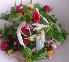 Herkkusuun lautasella-Ruokablogi: Vihannesportulakkasalaatti