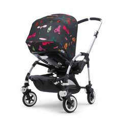 Bugaboo Bee Sun Canopy - Andy Warhol Bugs (Special Edition)
