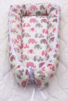 Unipesä villatäytteellä, norsut, Leonora