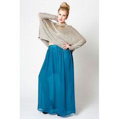 b06b4babd3a Ashley Nell Tipton - Maxi Skirt - sizes to