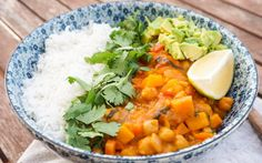 <p>Loaded with spicy flavors and tasty veggies, this creamy butternut squash curry is guaranteed to become a household favorite.</p>