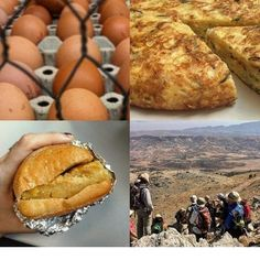 Prepárate un bocata de tortilla con nuestros huevos camperos o ecológicos y disfruta del fin de semana!!! Las papas las tiene buenísimas Raquel, nuestra frutería de enfrente. #HuevosCamperos #HuevosEcologicos #alacenamercado #MercadoBailén #Málaga