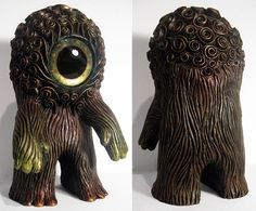 Swirlsquatch by Jason Limon Sculptures, Lion Sculpture, Toy Art, Vinyl Toys, Whimsical Art, Nifty, Kids Playing, Art Dolls, Spaces