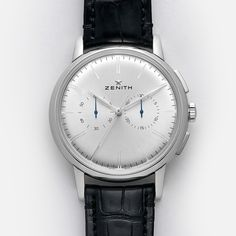 With the Elite Chronograph Classic, Zenith offers a compelling package of an in-house dress chronograph that harkens back to elegant designs of years past, and at an approachable price.