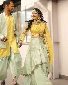 Indian Fashion Trends, Indian Fashion Dresses, Indian Designer Outfits, India Fashion Men, Mehendi Outfits, Indian Bridal Outfits, Sangeet Outfit, Stylish Dresses For Girls, Stylish Dress Designs