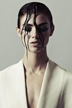 New Wave GLASSbook magazine February 2014 Fashion Styling - Eva Dziedzic de…