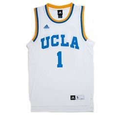 UCLA #1 Basketball Jersey