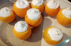 Recetas de la Familia Stanziani: Postre de naranja