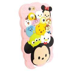 Disney Tsum Tsum iPhone6 Case