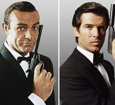 Can You Put The Bond Films In The Right Order?