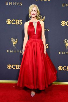 All The Best Looks From The Emmys Red Carpet Nicole Kidman in Calvin Klein Nicole Kidman, Dress Outfits, Fashion Dresses, Dress Up, Celebrity Dresses, Celebrity Style, The Emmys, Nice Dresses, Formal Dresses