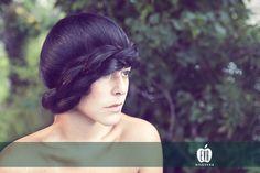 Casco trenzado especial otoño / braids hairstyle