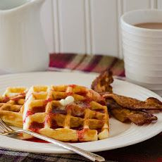 Open House Waffles
